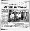 Le Mans l`équipe du CRAVE 1994
